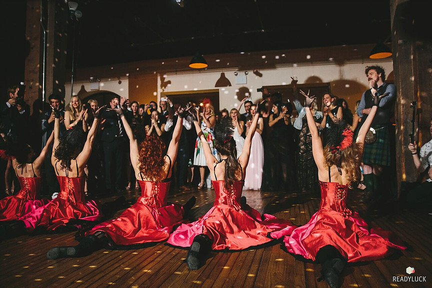 Hire Incredible CanCan Performers