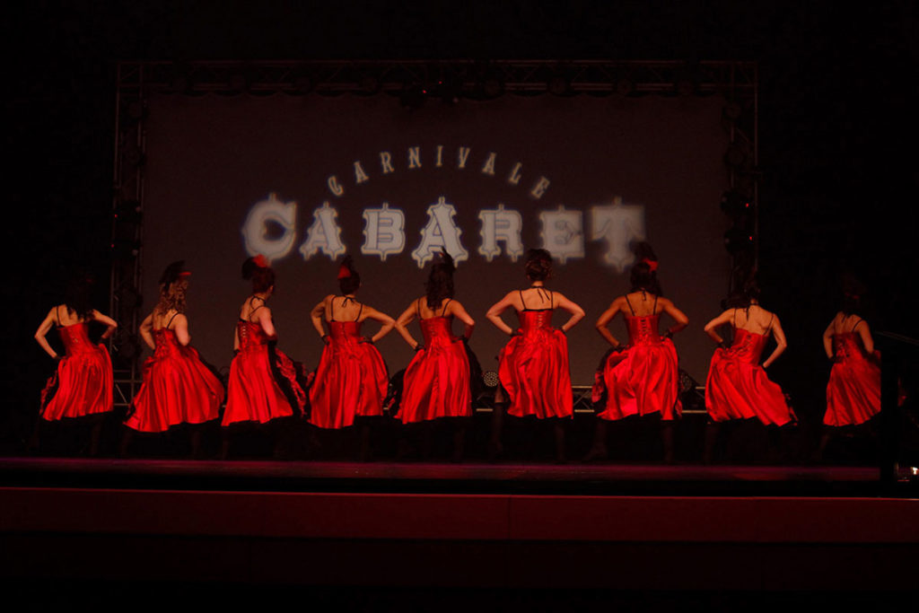 Hire NYC Cancan Dancers