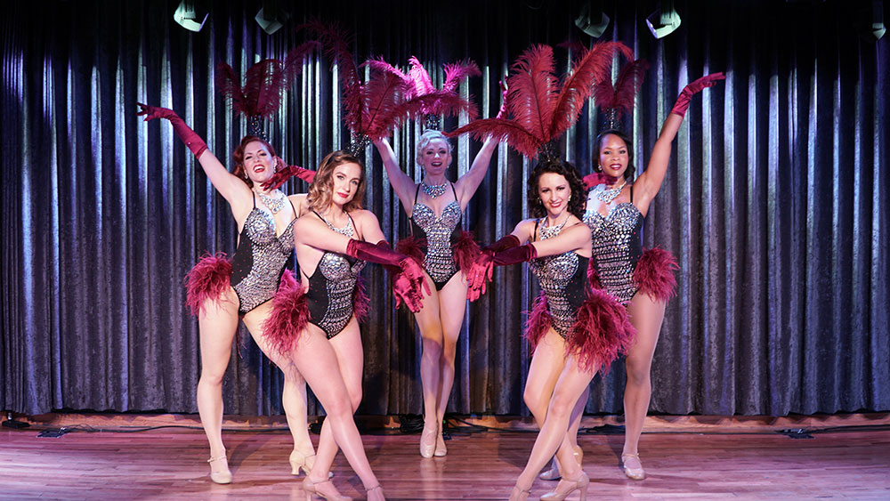 Hire Classic Showgirls Acts